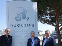 DUQUEINE Group, fournisseur aéronautique de rang1, fait confiance à la FAO hyperMILL