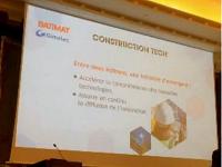 Batimat et Gimélec créent Construction Tech