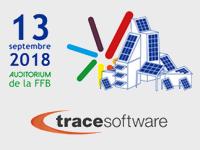 Photovoltaïque :Trace Software est partenaire des rencontres PV-BAT