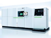 Fabrication additive : EOS dévoile la gamme EOS M 300 Series