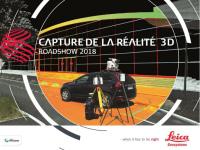 Capture de la réalité 3D : Leica Geosystems fait son roadshow