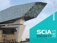 Calcul de structures : SCIA annonce la sortie de SCIA Engineer 18.1