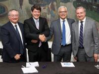Alstom, IGE+XAO et Safran créent un Centre d'Excellence