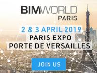 BIM World Paris 2019 met les territoires innovants à l'honneur