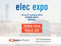 Trace Software International participera à Elec Expo au Maroc