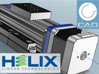 Helix Linear Technologies popose un catalogue interactif créé par CADENAS