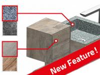 Les catalogues 3D CADENAS intègrent désormais les textures