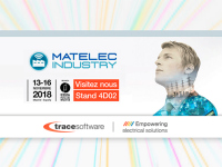 Trace Software International annonce sa participation à Matelec Industry