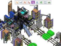 3D_Evolution Simplifier facilite le traitement de grands modèles CAO