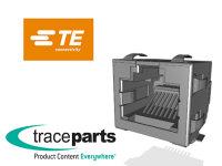 TE Connectivity publie 120 000+ composants électriques sur TraceParts.com