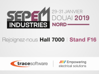 Trace Software International participe au SEPEM Industries Nord