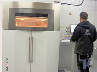 Erpro Group fait l'acquisition d'une nouvelle machine EOS P 770