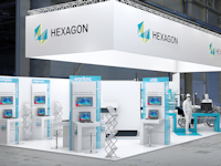 GLOBAL INDUSTRIE 2019 : Hexagon présente son process de production autonome et connecté