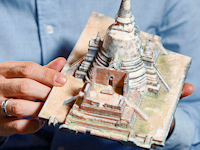 Stratasys et Google Arts & Culture recréent des chefs-d'œuvre historiques