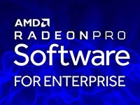 AMD lance les pilotes AMD Radeon Pro Software for Enterprise 19.Q1