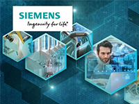 Siemens sera présent au Salon Smart Industries du 5 au 8 mars 2019