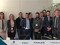 Scalian et CGX AERO coopèrent au service du Flight Management System de Thales