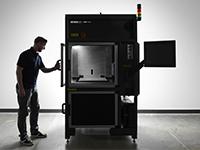 Stratasys transforme l'impression 3D traditionnelle par stéréolithographie