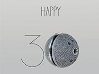 EOS célèbre ses 30 ans au service de l'impression 3D industrielle