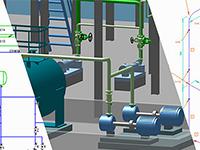 CAD Schroer : MPDS4, un système de conception de tuyauterie