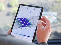 Simulation Mobile avec COMSOL Client pour Android
