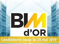 BIM&CO : ouverture des candidatures aux BIM d'Or avec Onfly
