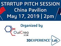 Le 3DEXPERIENCE Lab et OuiCrea organisent un Startup Pitch sur Viva Tech
