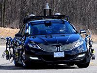 MapleSoft soutient le développement d'un véhicule autonome