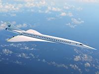 Dassault Systèmes participe au développement d'un avion supersonique