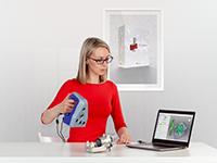 Artec 3D lance Artec Studio 14, pour le contrôle qualité