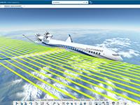 Dassault Systèmes au Salon l'Aéronautique et de l'Espace
