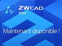 La société ZW France lance ZWCAD 2020