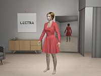 Avec Modaris® V8R2, Lectra redéfinit le réalisme du prototypage virtuel en 3D