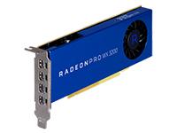 AMD lance la Radeon Pro WX 3200
