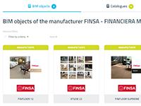 FINSA a confié à BIM&CO la création et la gestion de ses objets BIM