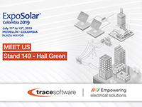 Trace Software International présente archelios Suite à Exposolar 2019