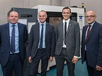 Stratasys et BAE Systems renforcent leur collaboration