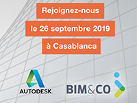 Trace Software International et BIM&CO participent au forum Autodesk