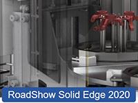 Digicad organise un RoadShow consacré aux nouveautés de Solid Edge 2020