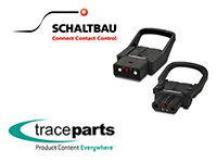 Schaltbau publie son catalogue sur la plate-forme CAO de TraceParts
