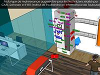 CARL Software développe un casque de RA pour les techniciens
