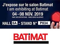 Green Systèmes annonce sa participation au salon BATIMAT 2019
