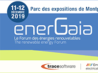 Trace Software et Cythelia Energy participent au Forum Energaïa