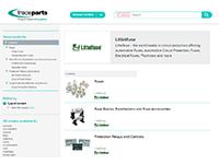 Littelfuse publie une sélection de produits en 3D sur la plateforme TraceParts