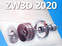 La société ZW France annonce la sortie de ZW3D 2020