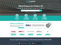 TraceParts rachète les sites CAO.fr, BIMActu.com et CAO-formation.com