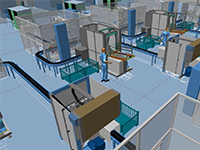L'usine virtuelle devient réalité avec CAD Schroer