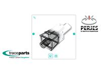 PERJES, publie son catalogue de produits sur TraceParts