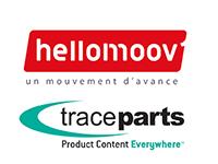 Hellomoov' publie sa gamme de solutions modulaires sur TraceParts