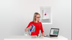Artec 3D offre une licence Artec Studio WFH pour continuer de travailler en confinement